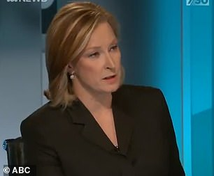 , Dominic Perrottet NSW premier is grilled by Leigh Sales on 7.30 about Gladys scandal, Nzuchi Times National News