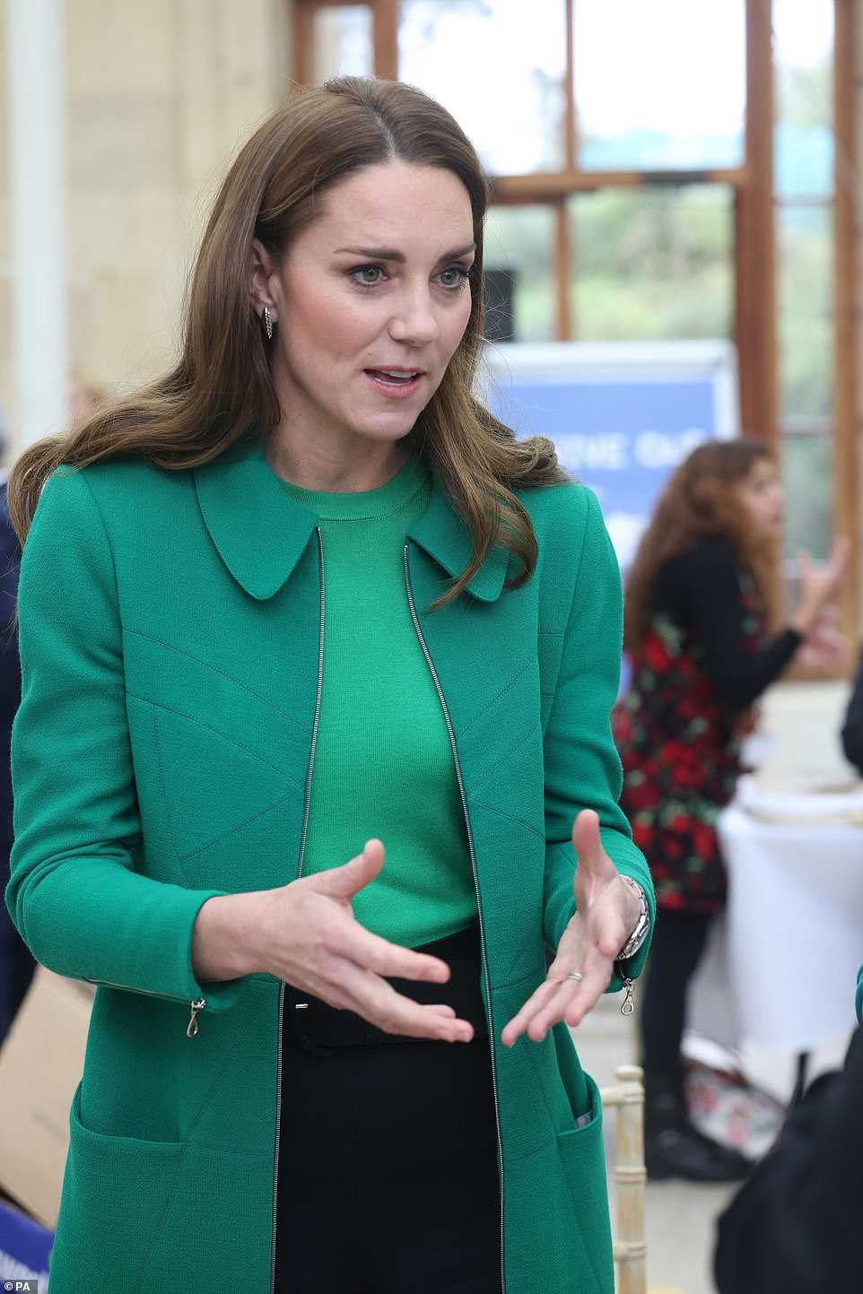 , Kate Middleton and Prince William promote 'Generation Earthshot' at Kew Gardens, The Today News USA