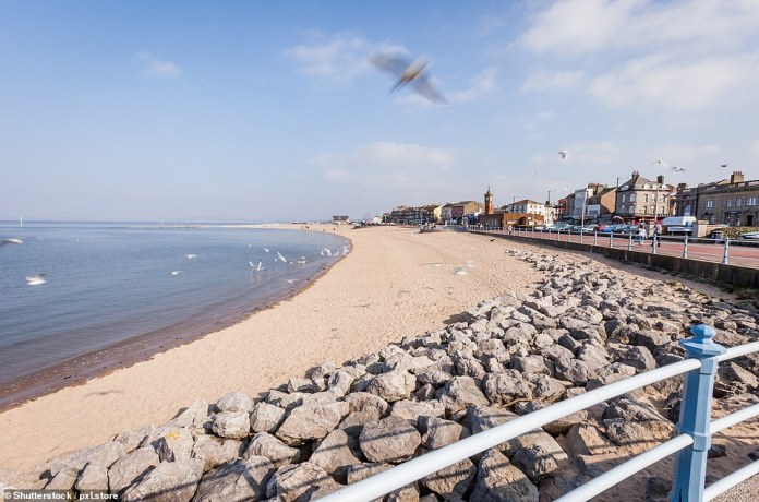 Hometown glory: The couple have previously talked about their love for the Lancashire coast, leaving the more glamorous cities to live in