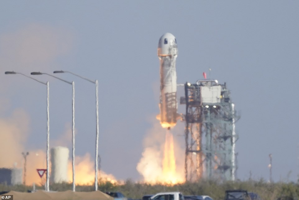 , William Shatner and three others launch 62 miles above Earth on Blue Origin's New Shepard, Nzuchi Times National News