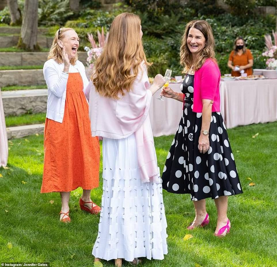, Gates take Manhattan! Melinda spends quality time with her bride-to-be daughter Jennifer in NYC, Nzuchi Times National News