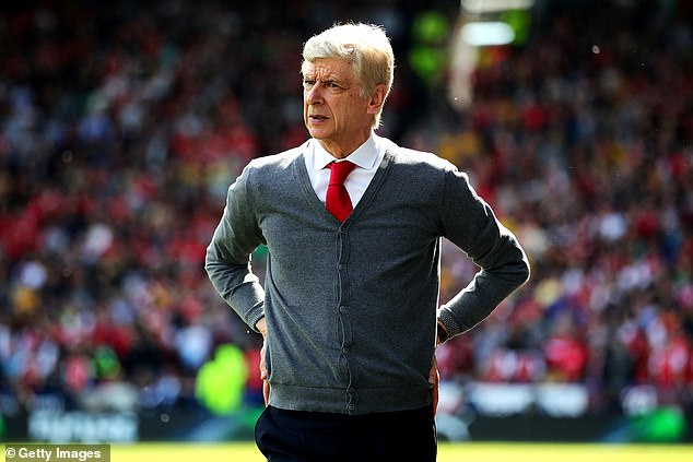 Wenger's last game in charge of Arsenal was a 1-0 win away to Huddersfield Town in 2018