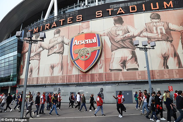 Arsenal failed to mount a serious title challenge after moving to the Emirates in 2006