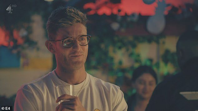 prank!  Made In Chelsea star Harvey Armstrong teases a series of 'break ups and fix ups' for the new 22nd series of the E4 show, which returns to screens this Monday