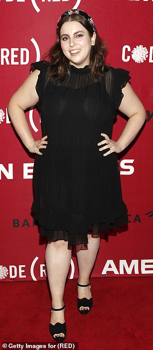 A Good Cause: Beanie Feldstein and Lea Michele led the star arrivals at