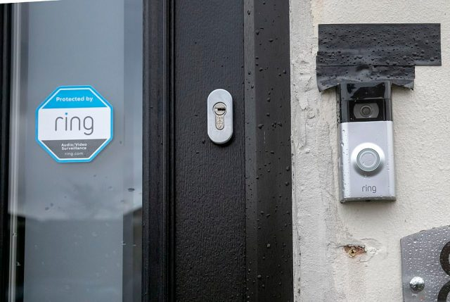 A female doctor is set to be paid more than £100,000 after a judge ruled that her neighbour's Ring smart doorbell cameras breached her privacy in a landmark legal battleon Tuesday