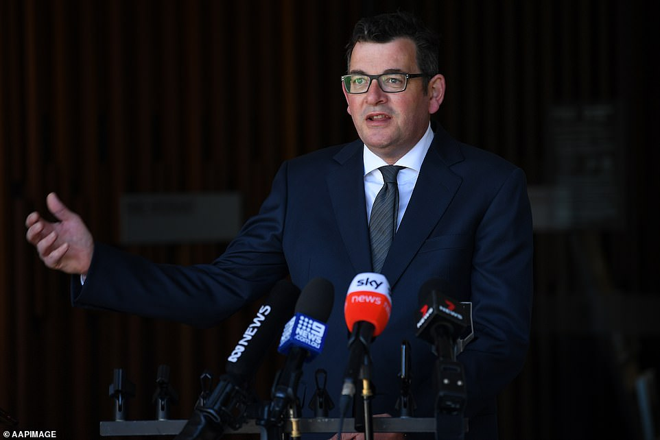 , Covid Australia: Vic premier Dan Andrews' words about Sydney and lockdown come back to haunt him, Nzuchi Times National News