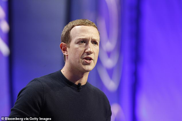 Mark Zuckerberg, 37, and his wife Priscilla Chan, 36, funneled $419.5million into two nonprofits that largely funded Democratic areas in the 2020 election