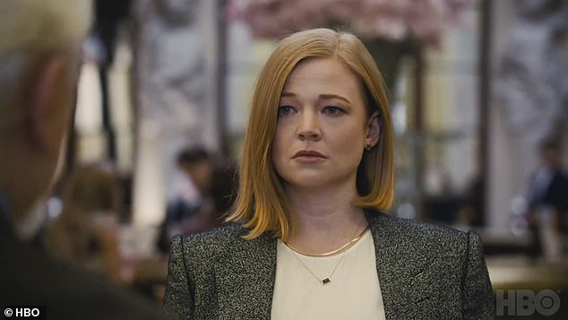 New season:Her appearance comes as anticipation keeps building for Season 3 of Succession, debuting Sunday, October 17, just over two years after the Season 2 finale