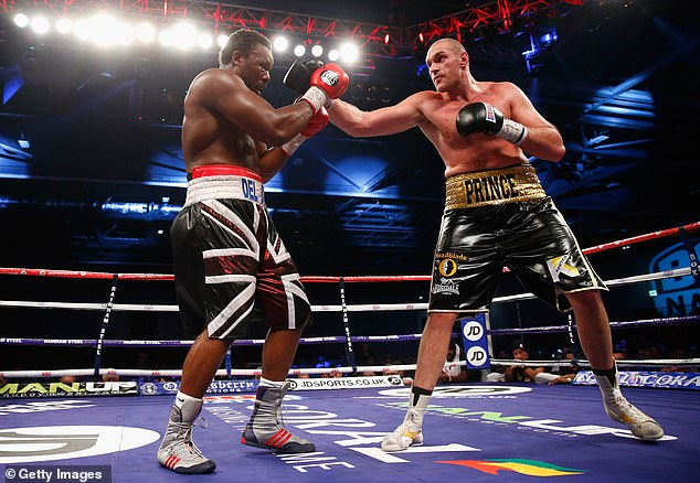 Fury's final opponent on his five-fight plan was Derek Chisora, who has beaten twice before