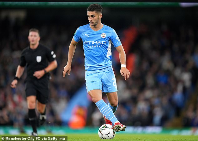 Manchester City will be without the talents of Ferran Torres for at least a month due to injury