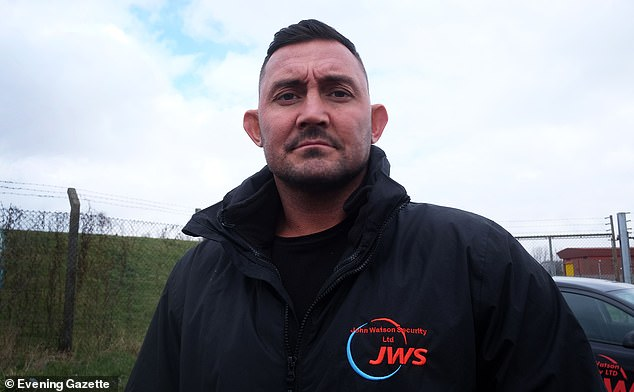 John Watson Services provided security for local businesses and residents amid growing distrust in the local police force