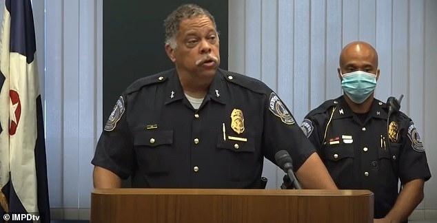 , Indiana cop faces criminal charges after STOMPING on man's face , The Today News USA