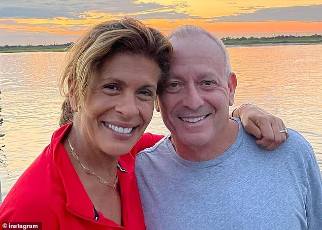True love:A decade later, she began considering adoption, an idea that she decided to discuss with her now-fiancé Joel, who was immediately on board