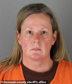 Kimberly Potter, 49, shot and killed Duante Wright on April 11 after allegedly mistaking her gun for a Taser