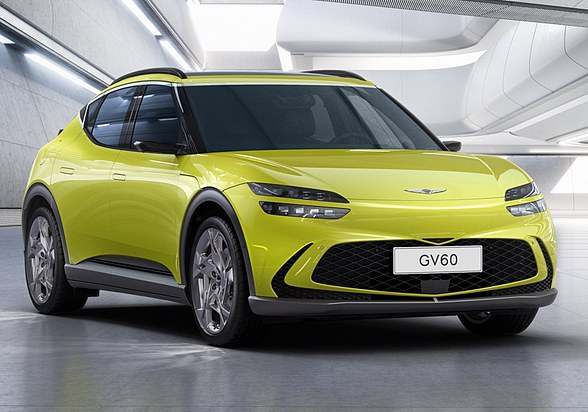 The new compact SUV is expected to cost from £40,000 when it goes on sale next year. With a coupe-like dynamic design, it is expected to be powered by a range of single and twin electric motors ranging from 225 hp to 436 hp.