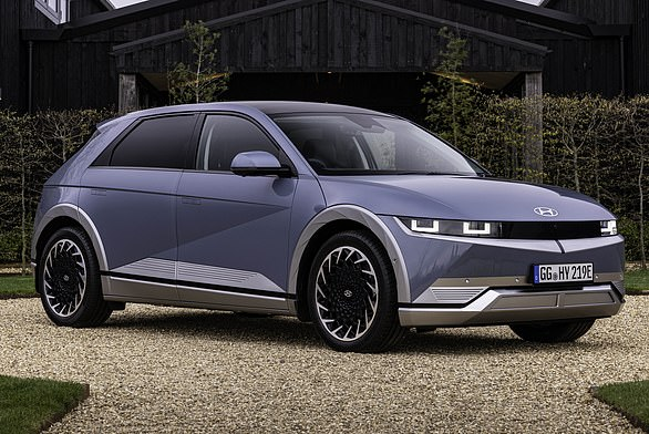 Prices for the futuristic-looking Ioniq 5 electric car start from £36,995 for the base level SE Connect 58kWh up to £48,995 for the Ultimate with a 73kWh twin-motor all-wheel drive.