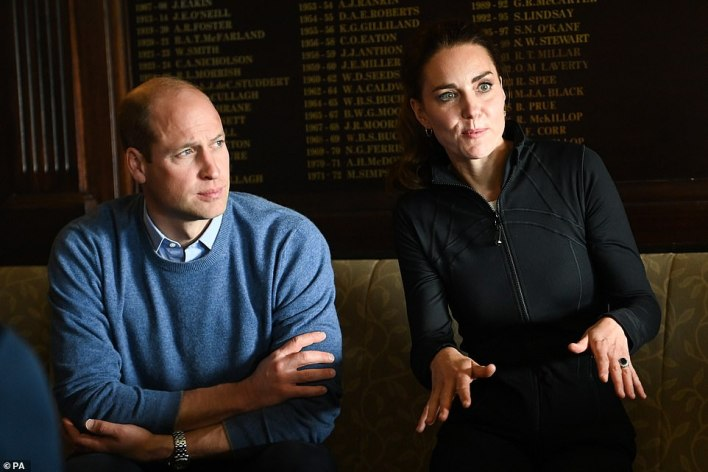 Her Majesty's remarks came after earlier this week Prince William hit out at billionaires such as Elon Musk and Jeff Bezos for pioneering space tourism over repairing the planet