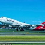 Qantas brings forward international flights by two weeks after NSW scraps hotel quarantine 💥👩💥