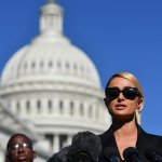 Paris Hilton details horrific abuse at care centers as teen at Capitol Hill press conference💥👩💥💥👩💥