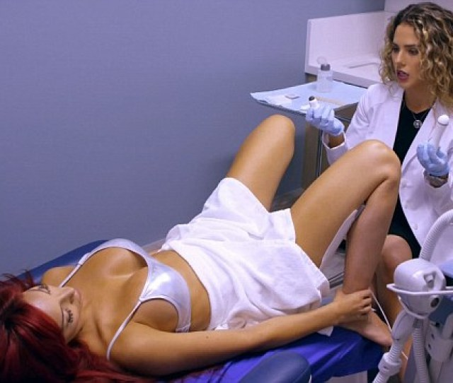 Quick Recovery A Technician Told Farrah There Was Virtually No Down Time