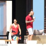 Alicia Keys And Swizz Beatz Mexican Gateaway