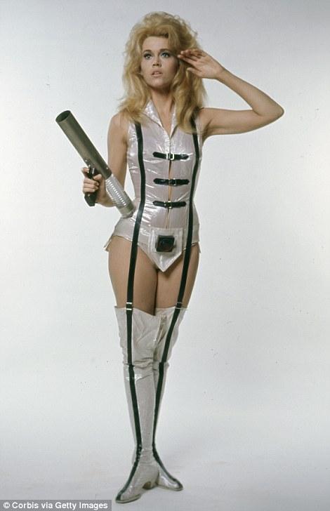 Charlotte McKinney Poses In Barbarella Themed Campaign