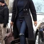 Priyanka Chopra's FBI Style In NYC