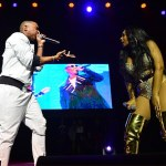 Ja Rule and Ashanti Perform together in Miami