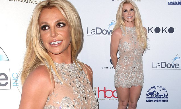 Image result for britney spears hollywood beauty awards