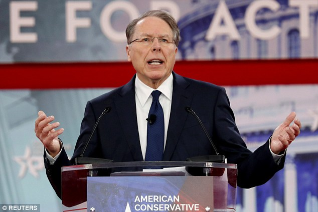 The NRA does not support new age restrictions on firearms sales and its spokeswoman suggested Sunday that Trump was not firmly committed to his position