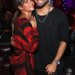 Halle Berry Giggle at Jussie Smollet Album Release