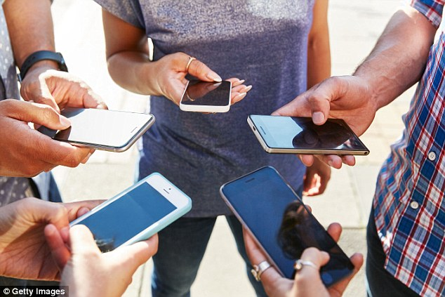 Pew noted that younger respondents were more likely to admit that it would difficult to delete popular social media apps like Facebook, Snapchat, Instagram and Twitter