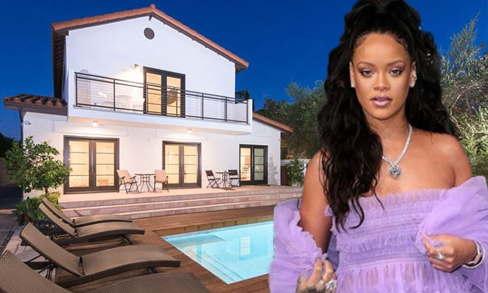 Image result for RIHANNA FINALLY SELLS WEST HOLLYWOOD HOME FOR $2.85 MILLION