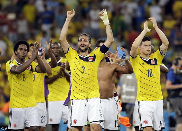 Los Cafeteros dazzled at the Brazil World Cup and will look to impress once more in Russia