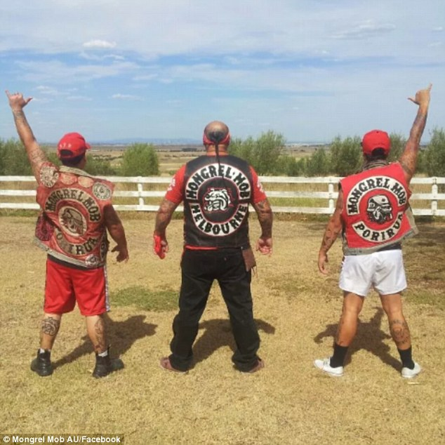 The Mongrel Mob is the fourth gang to try and set up in Western Australia in the past two years