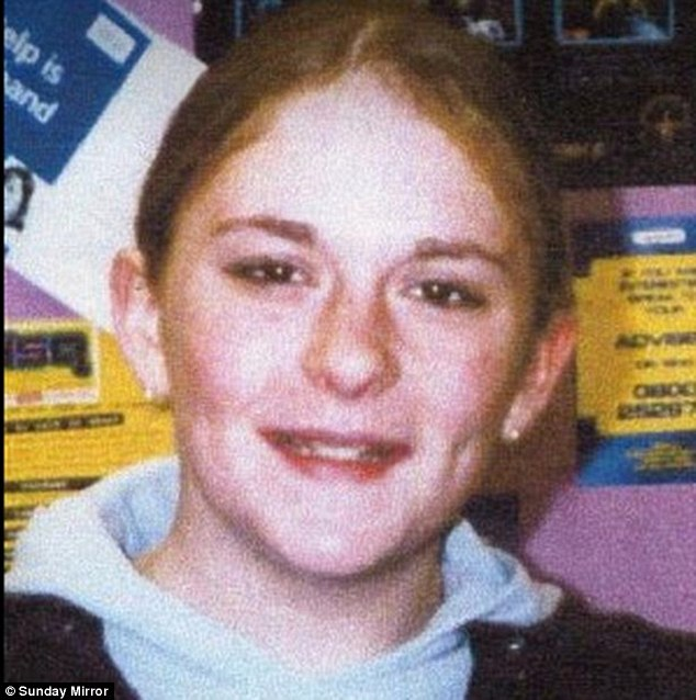 Becky Watson suffered two years of sex abuse at the hands of a grooming gang, which began when she was 11