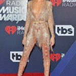 Hailey Baldwin's Style at the iHeartRadio Awards