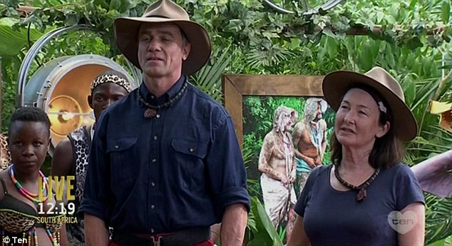 What about me! Fans, including Osher Gunsberg and Grant Denyer, have been quick to troll Shannon Noll after he was announced as the runner up on 'I'm A Celebrity, Get Me Out of Here' on Monday night