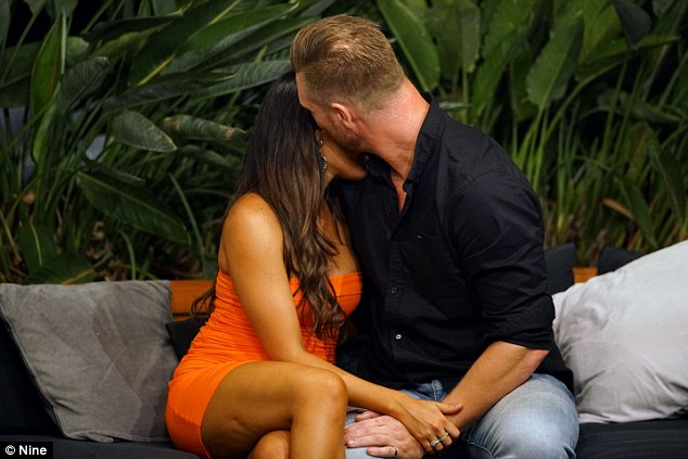 Weren't paid to cheat: Channel Nine has denied on multiple occasions that Davina and Dean were paid to have their affair