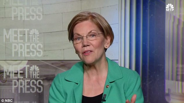 Warren rejected a local media outlet's request for her to take a DNA test as way to put to rest ongoing chatter about her ancestry