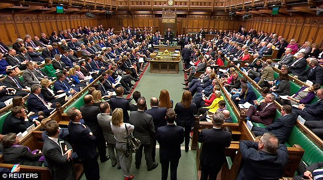 There is widespread agreement in the House of Commons that a strong stance should be taken