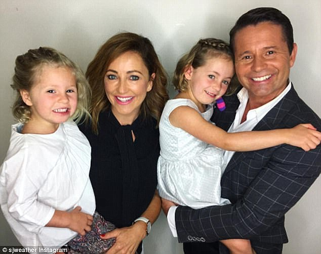 Brood: Steve and Rosie have two young daughters