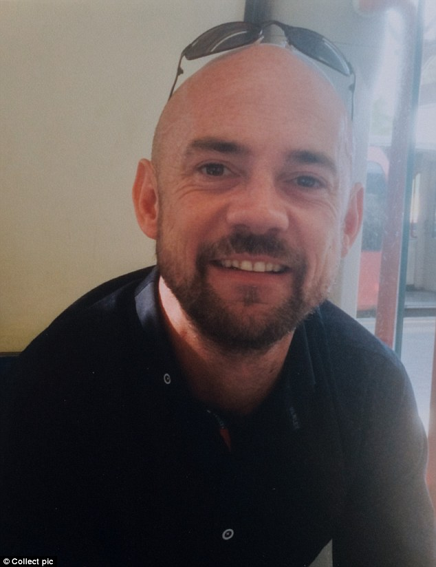 Ross Bullock, 38, took his own life because of 'distress' caused by a fake rape allegation. After a ¿year of torment¿, Mr Bullock hanged himself in the garage of the family home, leaving a note revealing he had ¿hit rock bottom¿ and that with his death ¿I¿m free from this living hell¿