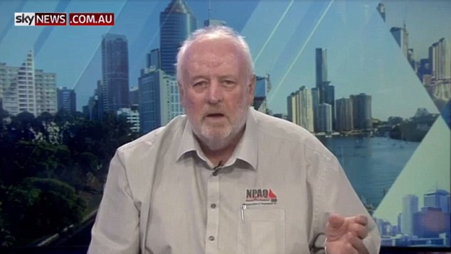 Graeme Haycroft, (pictured) spokesperson for NPAQ, slammed the decision as 'racist to its core'
