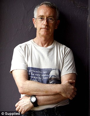 Economist Steve Keen (pictured) believes Australia will soon be back in a recession