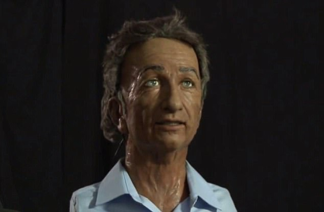 Creating more lifelike robots has taken a step closer to reality, thanks to a 'mind-reading' machine capable of mimicking human facial expressions.Scientists created an automaton that can record and analyse subtle gestures on a person's face during conversation