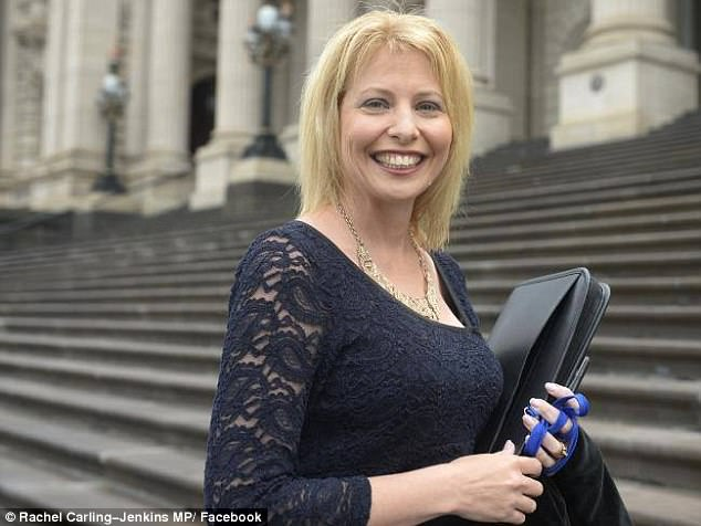 Dr Carling-Jenkins an MP for Victoria, told Insight on SBS she left her husband Gary Jenkins as soon as she discovered the pornography on his laptop
