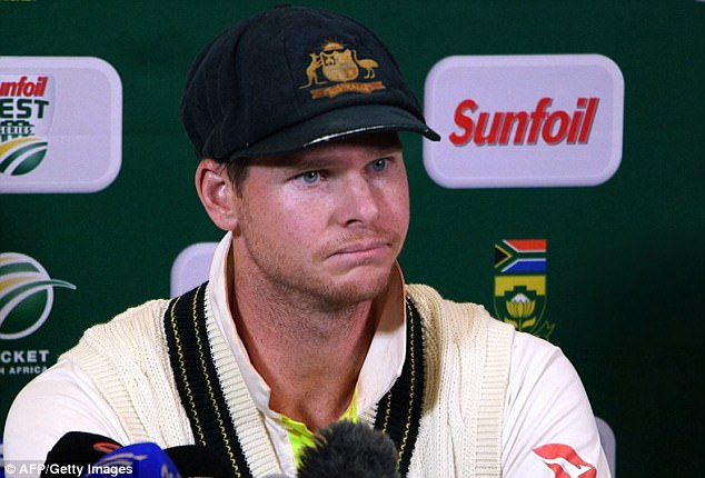 The removal comes days after Smith was stood down following the ball-tampering scandal shocked the nation