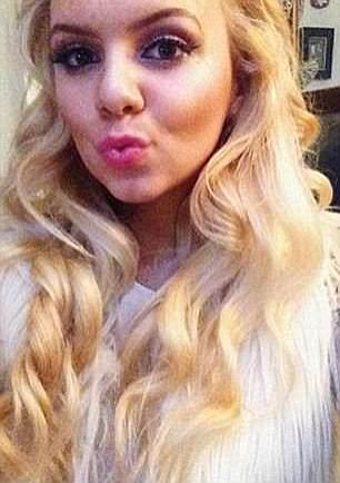 Jodie-Lee Tracey, 14